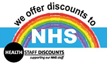 NHS Health Staff Discount