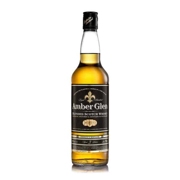 Amber Glen Blended Scotch Whisky