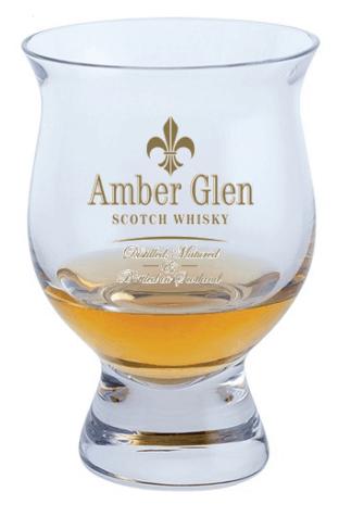 Amber Glen Goblet